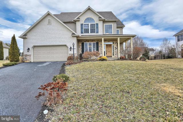 206 Evergreen Drive, BOILING SPRINGS, PA 17007 (#PACB109250) :: Benchmark Real Estate Team of KW Keystone Realty