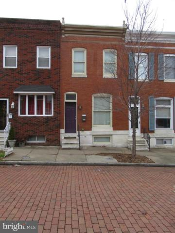 116 Rochester Place, BALTIMORE, MD 21224 (#MDBA436544) :: The Dailey Group
