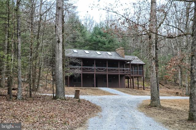 709 Wildlife Drive, LOST RIVER, WV 26810 (#WVHD104546) :: Hill Crest Realty