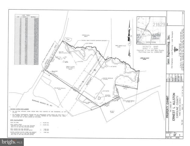 10591 Greenboro Road, DENTON, MD 21629 (#MDCM120734) :: The Redux Group