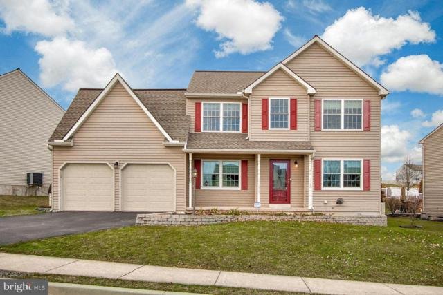 3909 Lyn Circle, DOVER, PA 17315 (#PAYK110282) :: Benchmark Real Estate Team of KW Keystone Realty