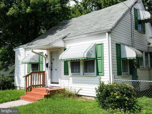 900 Vincent Street, SALISBURY, MD 21804 (#MDWC101932) :: RE/MAX Coast and Country