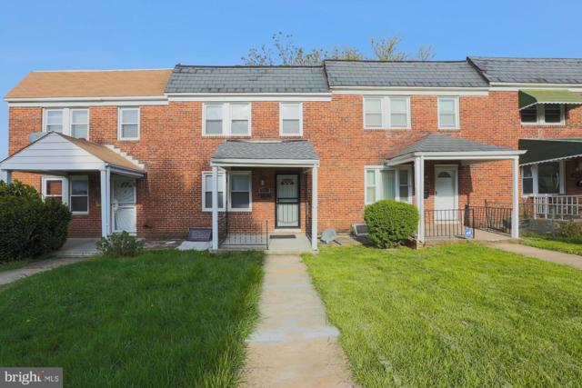 841 N Augusta Avenue, BALTIMORE, MD 21229 (#MDBA436576) :: Keller Williams Pat Hiban Real Estate Group