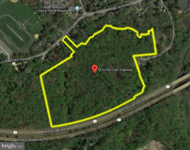 5510 Old Crain Highway, UPPER MARLBORO, MD 20772 (#MDPG500456) :: ExecuHome Realty
