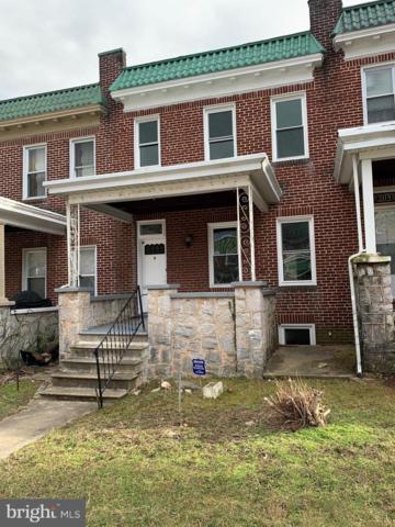 3117 Normount Avenue, BALTIMORE, MD 21216 (#MDBA436614) :: Blue Key Real Estate Sales Team