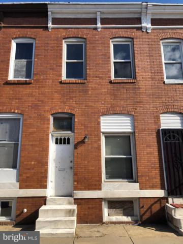 805 N Streeper Street, BALTIMORE, MD 21205 (#MDBA436618) :: Keller Williams Pat Hiban Real Estate Group