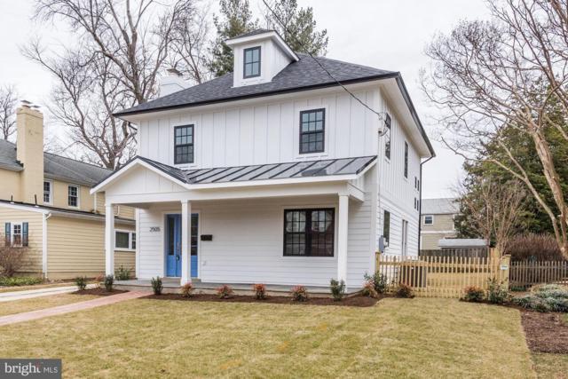 2505 Davis Avenue, ALEXANDRIA, VA 22302 (#VAAX226388) :: Blackwell Real Estate