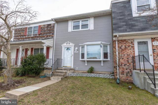 276 Keith Court, MILLERSVILLE, MD 21108 (#MDAA374548) :: Colgan Real Estate