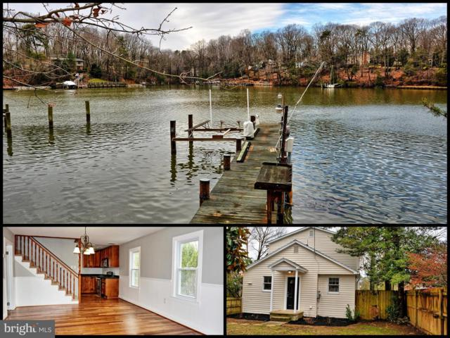 866 Mill Creek Road, ARNOLD, MD 21012 (#MDAA374550) :: The Riffle Group of Keller Williams Select Realtors
