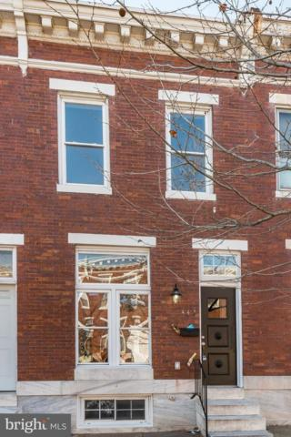 442 N Linwood Avenue, BALTIMORE, MD 21224 (#MDBA436638) :: SURE Sales Group