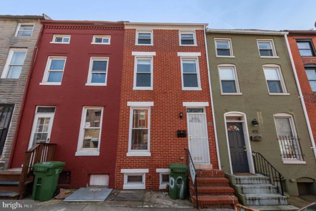 909 W Lombard Street, BALTIMORE, MD 21223 (#MDBA436662) :: Great Falls Great Homes