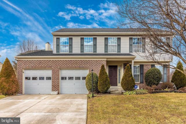 701 Angelwing Lane, FREDERICK, MD 21703 (#MDFR232796) :: The Maryland Group of Long & Foster