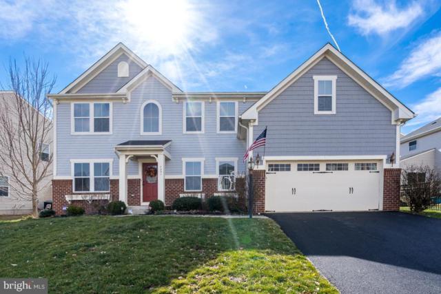 7201 Heron Place, WARRENTON, VA 20187 (#VAFQ155288) :: The Maryland Group of Long & Foster