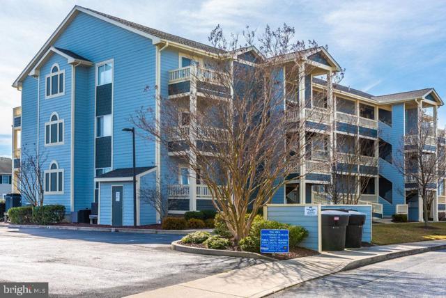 203 S Heron Drive 203D, OCEAN CITY, MD 21842 (#MDWO103640) :: Compass Resort Real Estate