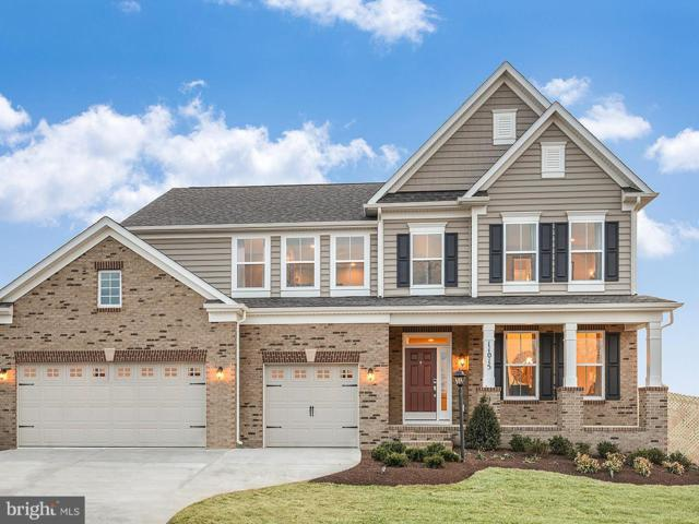 Tinder Box Way- Concord, MONROVIA, MD 21770 (#MDFR232820) :: ExecuHome Realty