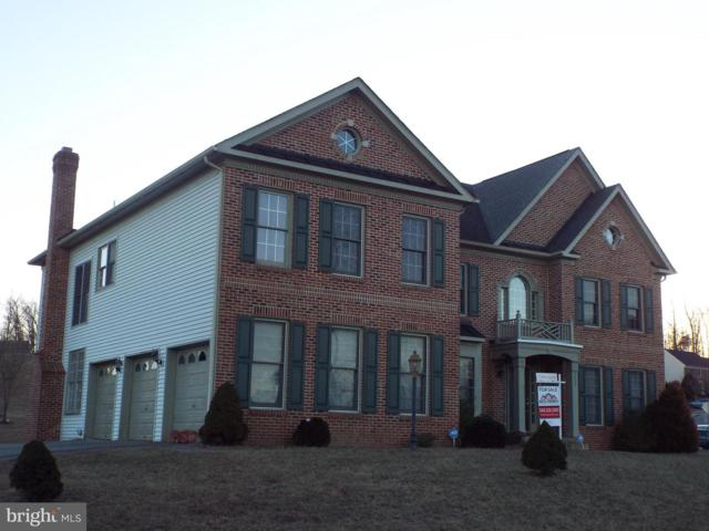3659 Stonewall Manor Drive, TRIANGLE, VA 22172 (#VAPW432684) :: Great Falls Great Homes