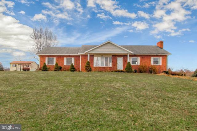 838 Delta Road, RED LION, PA 17356 (#PAYK110374) :: Benchmark Real Estate Team of KW Keystone Realty