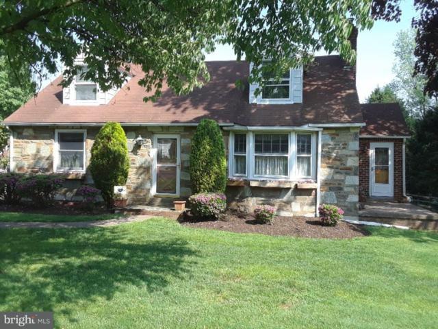109 Village Drive, FEASTERVILLE, PA 19053 (#PABU442966) :: The John Wuertz Team
