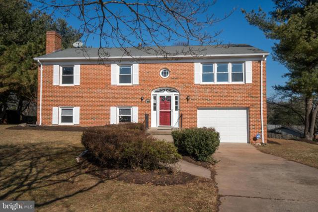 1007 Orr Circle SW, LEESBURG, VA 20175 (#VALO353516) :: Network Realty Group