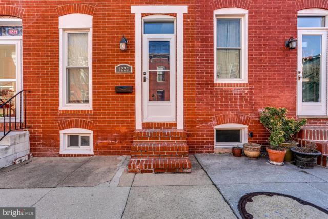 1223 Patapsco Street, BALTIMORE, MD 21230 (#MDBA436702) :: Blue Key Real Estate Sales Team