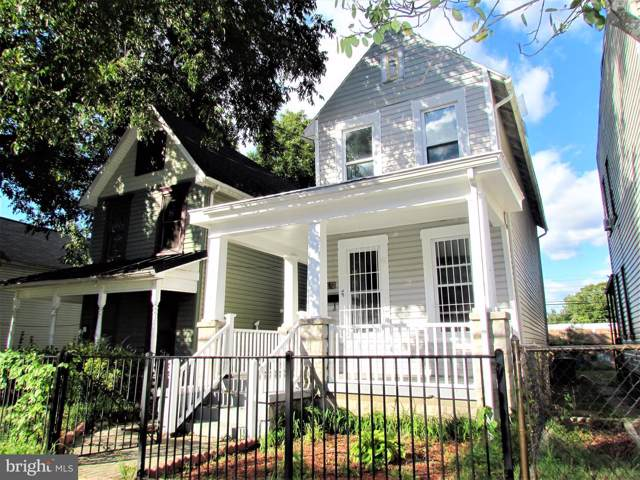 1632 U Street SE, WASHINGTON, DC 20020 (#DCDC399522) :: Keller Williams Pat Hiban Real Estate Group