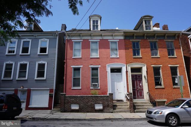 331 W Philadelphia Street, YORK, PA 17401 (#PAYK110386) :: Benchmark Real Estate Team of KW Keystone Realty