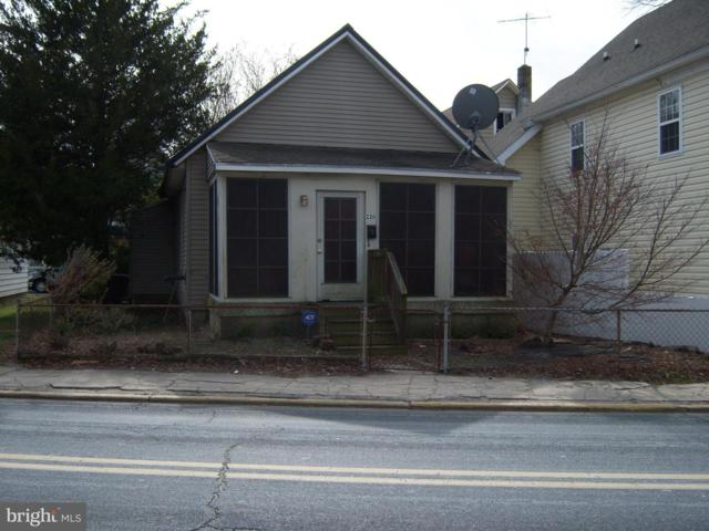 220 E Market Street, LAUREL, DE 19956 (#DESU132420) :: Atlantic Shores Realty