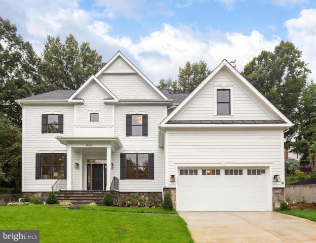 4036 35TH Street N, ARLINGTON, VA 22207 (#VAAR139306) :: Arlington Realty, Inc.