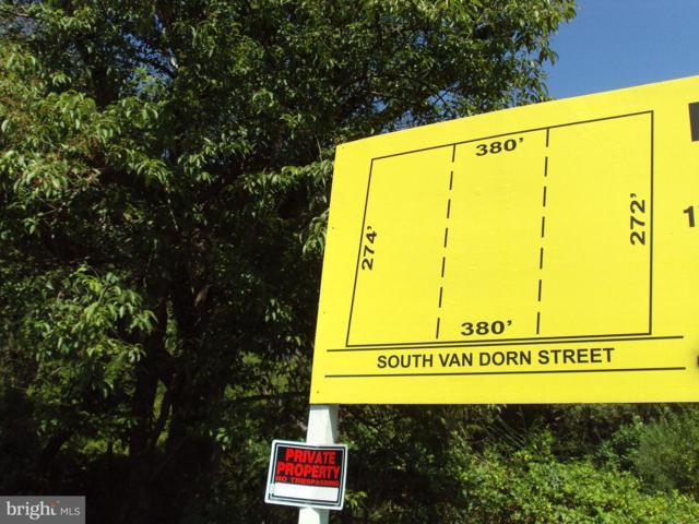 5945 S Van Dorn Street, ALEXANDRIA, VA 22310 (#VAFX993520) :: Arlington Realty, Inc.