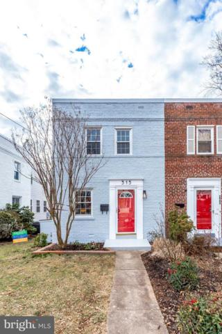 315 E Bellefonte Avenue, ALEXANDRIA, VA 22301 (#VAAX226474) :: Arlington Realty, Inc.