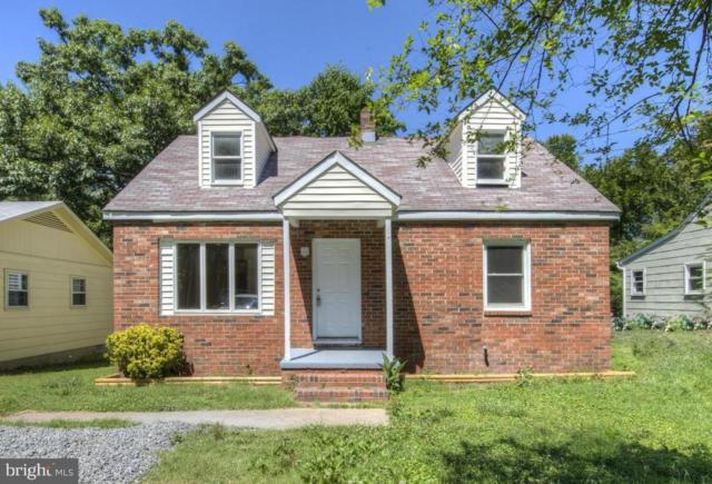 119 Archer Street, FREDERICKSBURG, VA 22408 (#VASP203282) :: Wes Peters Group Of Keller Williams Realty Centre