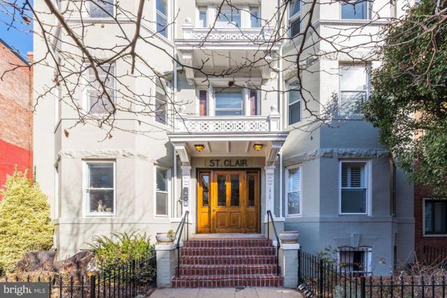 1717 T Street NW #32, WASHINGTON, DC 20009 (#DCDC399646) :: ExecuHome Realty