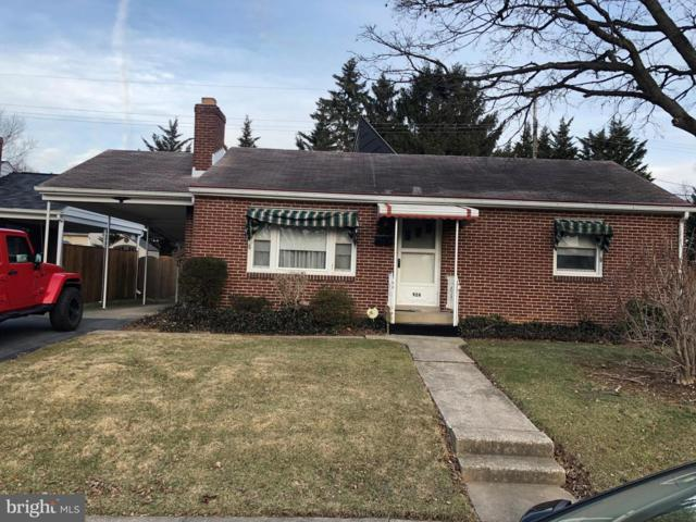 926 Cherokee Trail, FREDERICK, MD 21701 (#MDFR232880) :: RE/MAX Plus