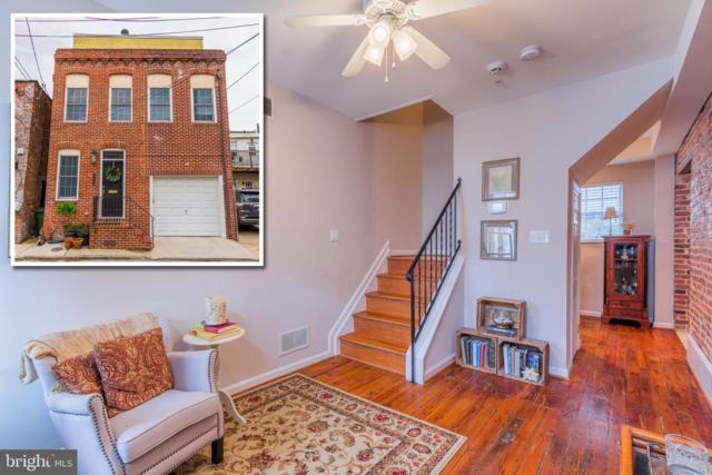 1115 Durst Street, BALTIMORE, MD 21230 (#MDBA436854) :: Blue Key Real Estate Sales Team