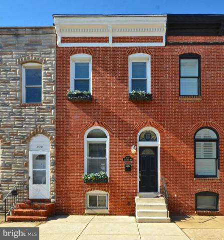 818 S Ellwood Avenue, BALTIMORE, MD 21224 (#MDBA436856) :: ExecuHome Realty