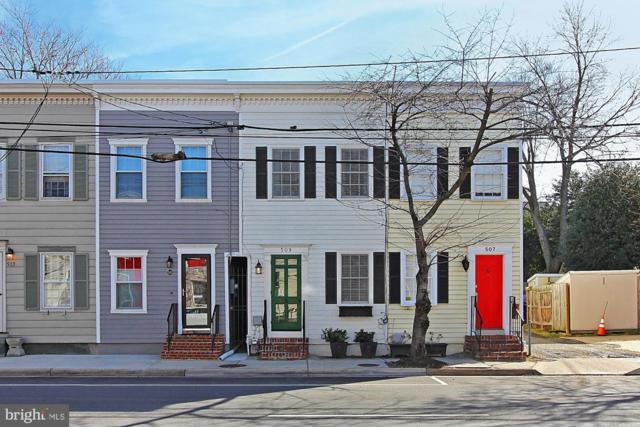 509 N Patrick Street, ALEXANDRIA, VA 22314 (#VAAX226490) :: Century 21 New Millennium