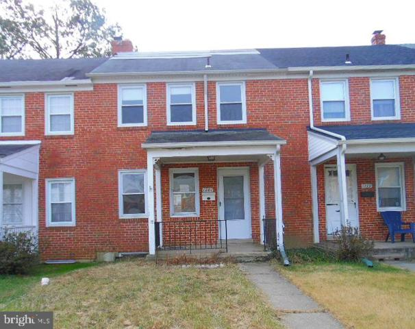 1281 Cedarcroft Road, BALTIMORE, MD 21239 (#MDBA436870) :: Five Doors Network