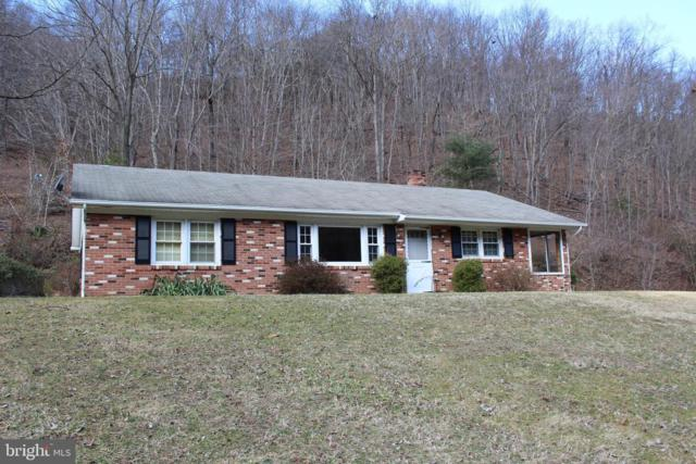 1798 Lucas Hollow Road, STANLEY, VA 22851 (#VAPA103820) :: RE/MAX Cornerstone Realty