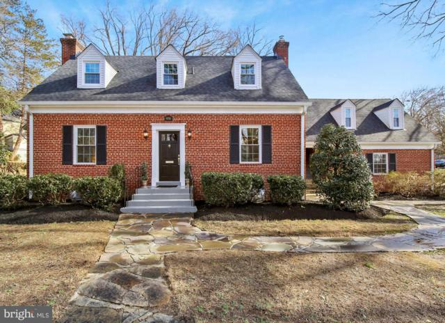 9701 Connecticut Avenue, KENSINGTON, MD 20895 (#MDMC620262) :: The Withrow Group at Long & Foster