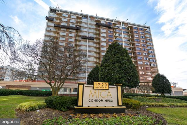 1220 Blair Mill Road #507, SILVER SPRING, MD 20910 (#MDMC620268) :: The Sky Group