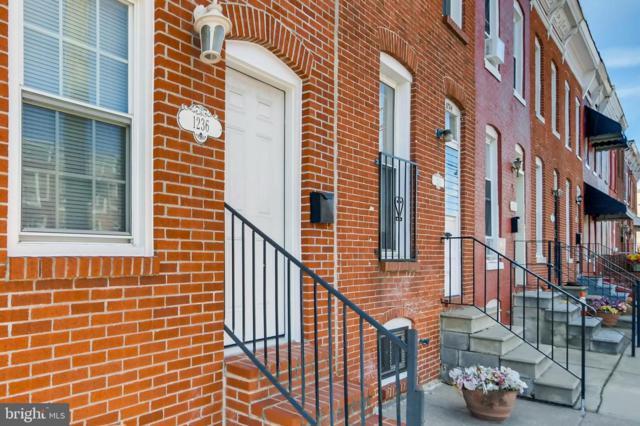 1236 Bayard Street, BALTIMORE, MD 21230 (#MDBA436920) :: Blackwell Real Estate