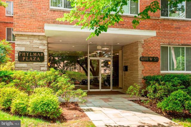4100 W Street NW #212, WASHINGTON, DC 20007 (#DCDC399736) :: CENTURY 21 Core Partners