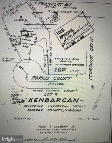 1903 Bargo Court, MCLEAN, VA 22101 (#VAFX993790) :: Century 21 New Millennium