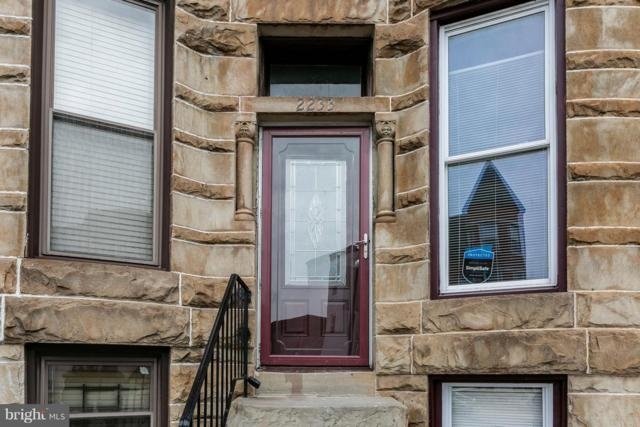 2233 Madison Avenue, BALTIMORE, MD 21217 (#MDBA436956) :: AJ Team Realty