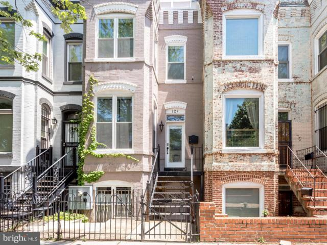 727 6TH Street NE, WASHINGTON, DC 20002 (#DCDC399754) :: Labrador Real Estate Team