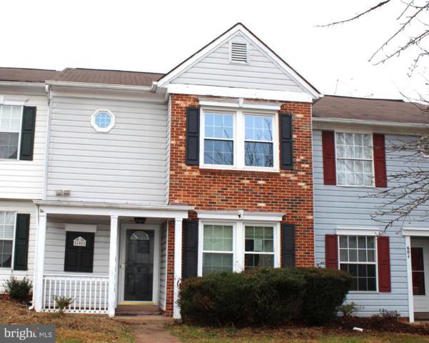 608 Bridlewood Drive, CULPEPER, VA 22701 (#VACU134616) :: Advance Realty Bel Air, Inc