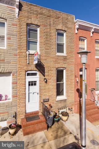 1418 Reynolds Street, BALTIMORE, MD 21230 (#MDBA436998) :: Blue Key Real Estate Sales Team
