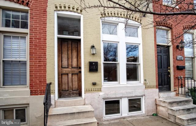 1410 E Oliver Street, BALTIMORE, MD 21213 (#MDBA437004) :: Advance Realty Bel Air, Inc