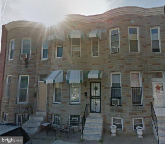 1806 Aiken Street, BALTIMORE, MD 21213 (#MDBA437020) :: ExecuHome Realty