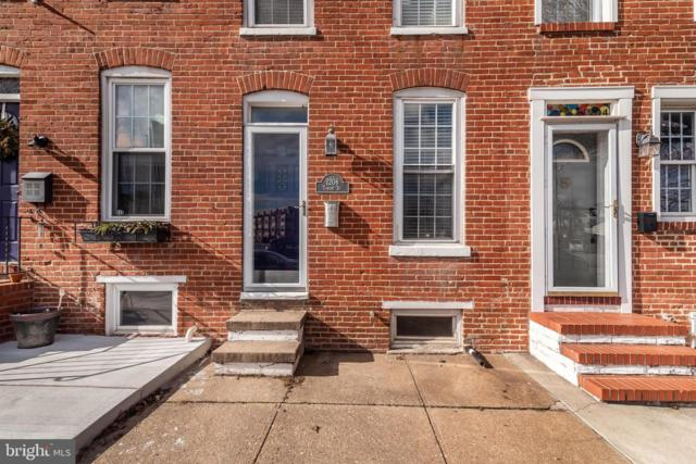 1206 Towson Street, BALTIMORE, MD 21230 (#MDBA437048) :: The Putnam Group